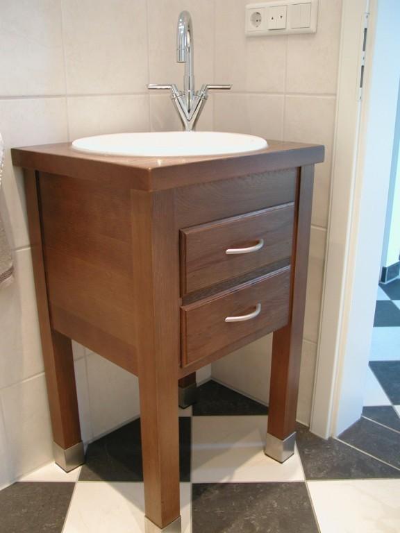 waschtisch für aufsatzwaschbecken