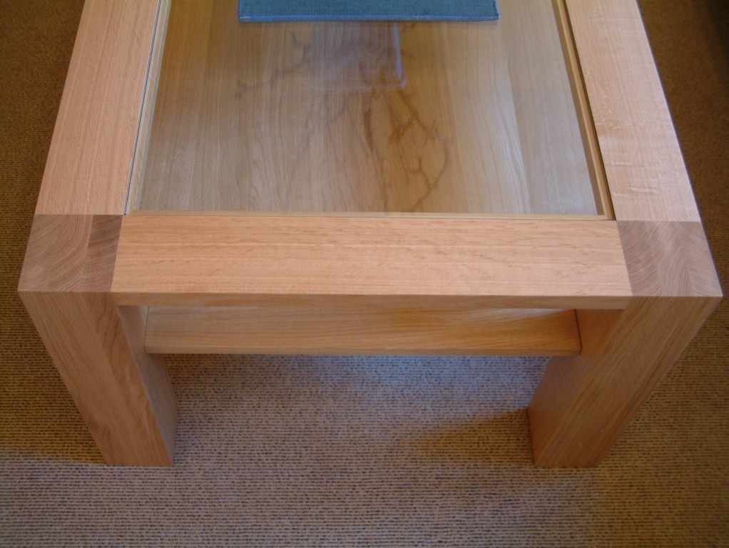 4 stollen couchtisch coesfeld der moderne masstisch in. Black Bedroom Furniture Sets. Home Design Ideas