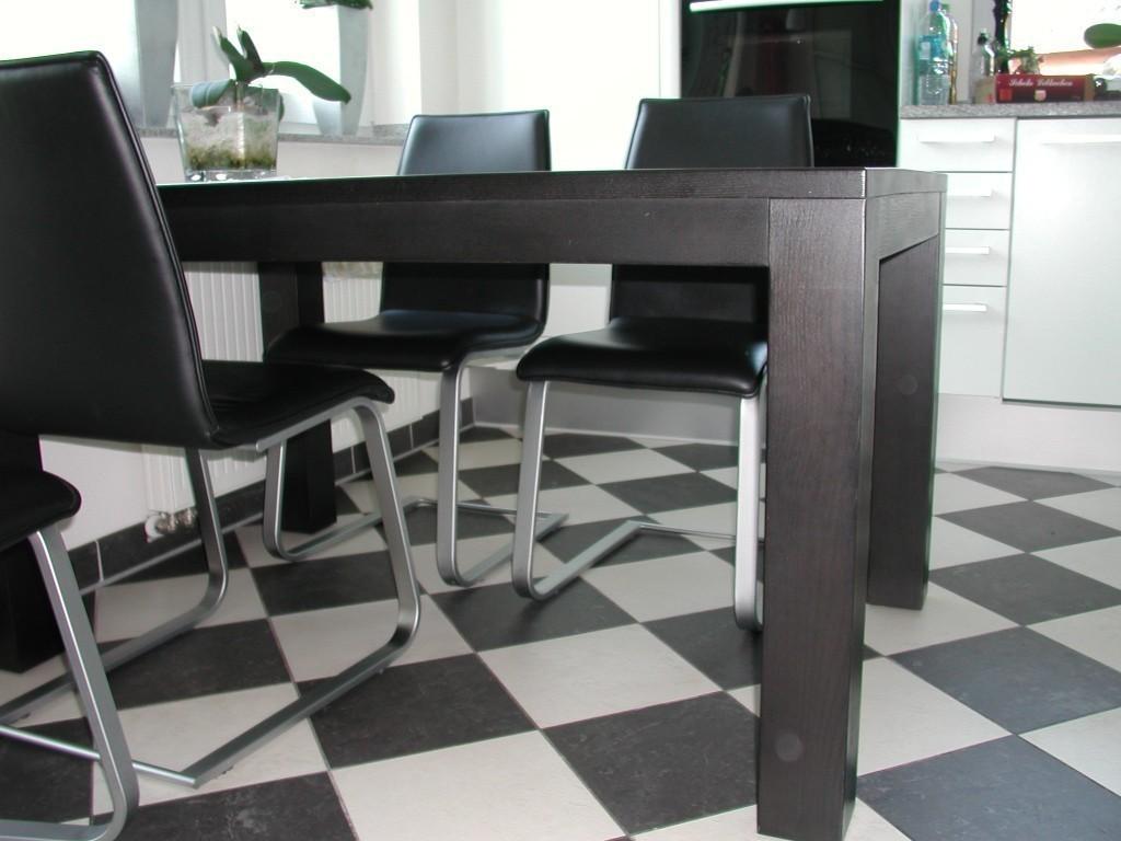 4 fu esstisch variato 140 x 90 cm der masstisch in eiche asteiche buche oder kirschbaum. Black Bedroom Furniture Sets. Home Design Ideas