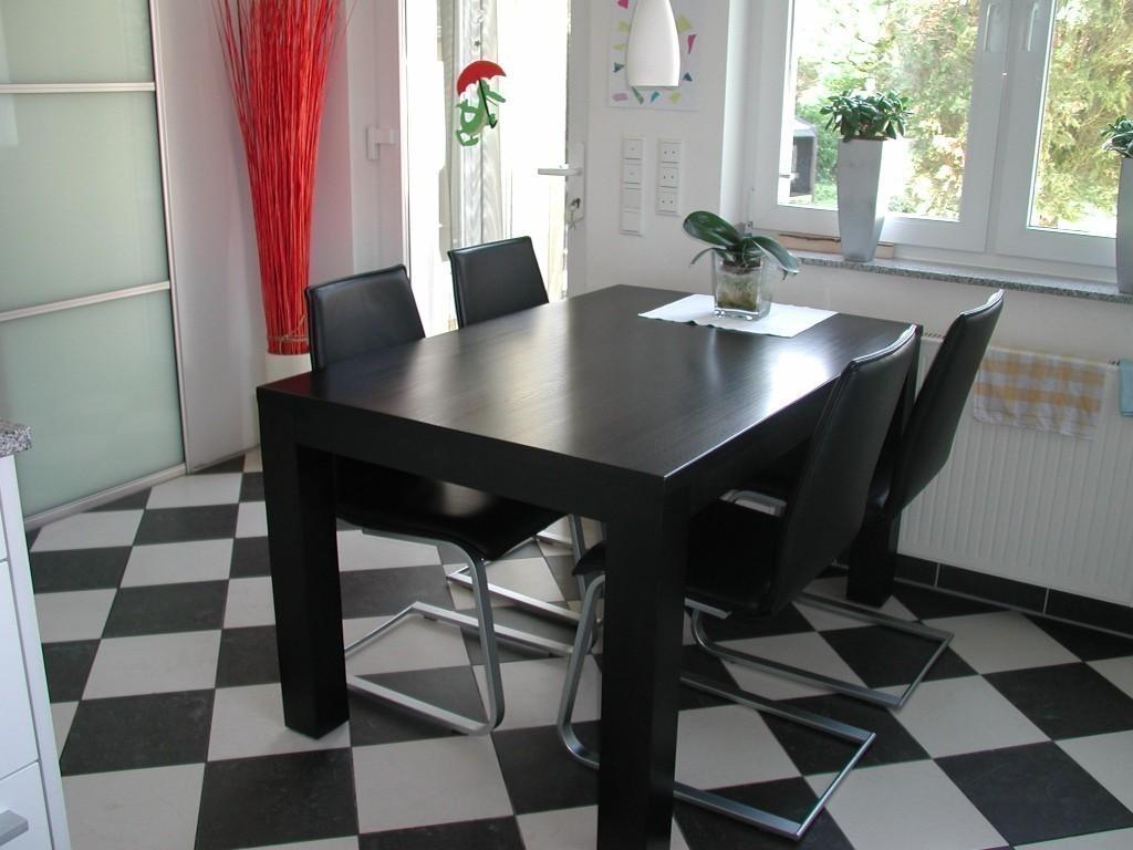 4 fu esstisch variato 140 x 90 cm der masstisch in eiche. Black Bedroom Furniture Sets. Home Design Ideas