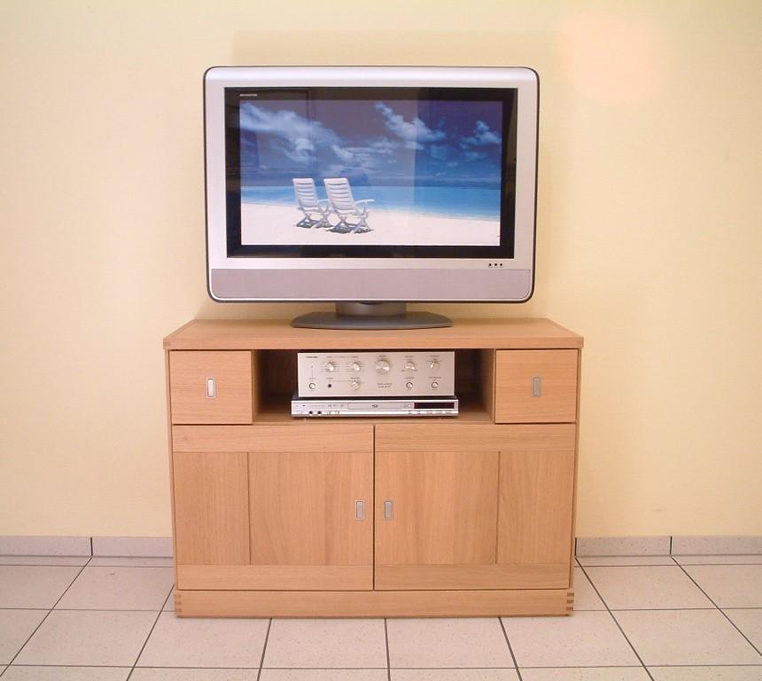 tv anrichte kantatus 106 f r flachbild tv und hifi ger te. Black Bedroom Furniture Sets. Home Design Ideas