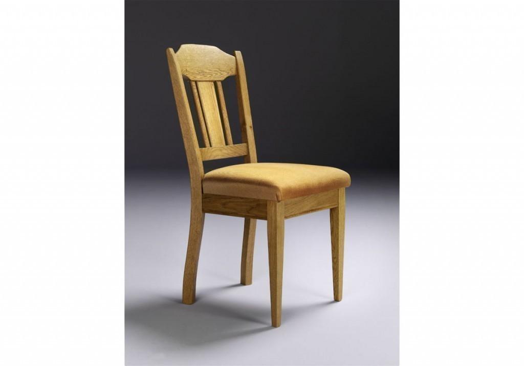 stuhl marne klassischer massiver stuhl in eiche massiv. Black Bedroom Furniture Sets. Home Design Ideas