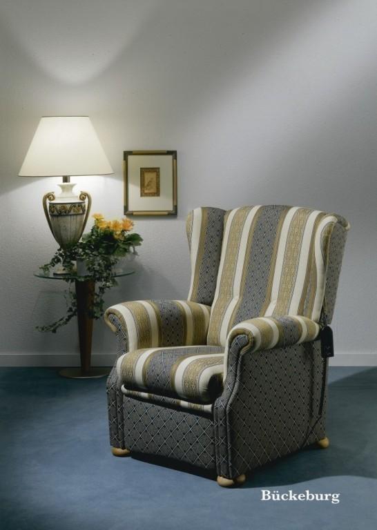 fernsehsessel ohrensessel b ckeburg mit funktion von. Black Bedroom Furniture Sets. Home Design Ideas