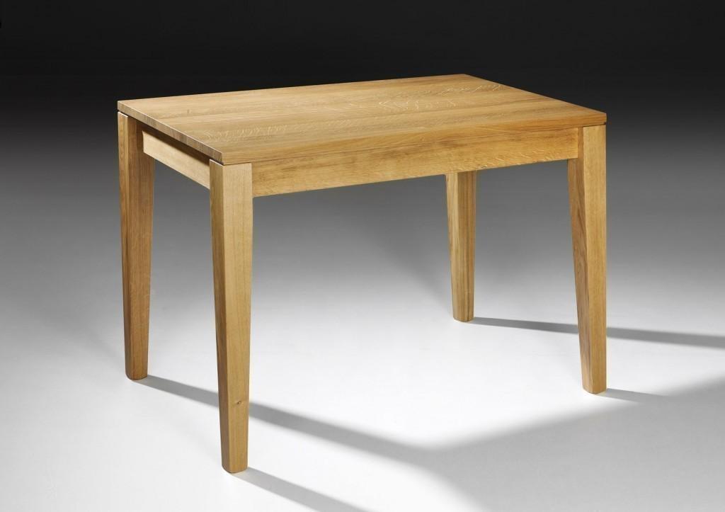 e tisch ahaus 110 cm x 70 cm h he 77 cm holzart eiche. Black Bedroom Furniture Sets. Home Design Ideas